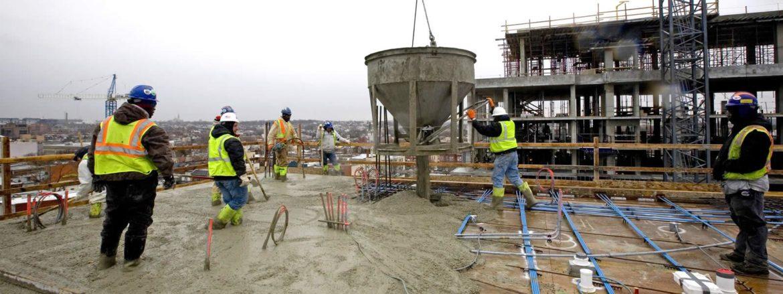 Vancouver Concrete Slab Layout
